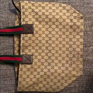 Gucci Bags - Gucci - Authentic Large Bag